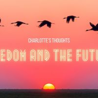 Charlotte's Thoughts: Freedom and The Future